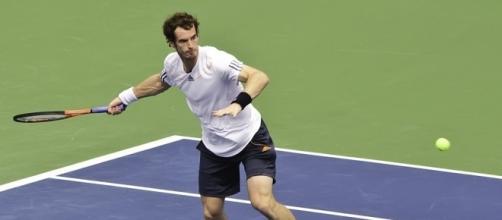 Andy Murray of Great Britain (Wikimedia Commons/Francisco Diez)