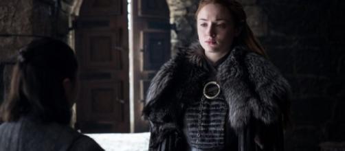 Arya e Sansa Stark: segundo diretor, uma delas irá morrer (Foto: Divulgação/HBO)