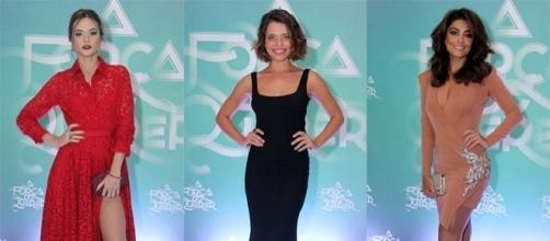 Bruna Linzmeyer assumiu ser gay e j;a foi clicada na praia com nova namorada chamada Priscila