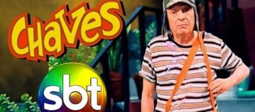 Chaves estreou no SBT em 24 de agosto de 1984