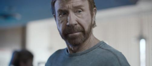"""Chuck Norris suffers scary life and death medical emergency."""" Photo Credit: YouTube"""