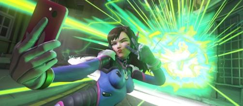 """D.Va's Micro Missiles are live on """"Overwatch"""" PTR. Image Credit: Blizzard Entertainment"""