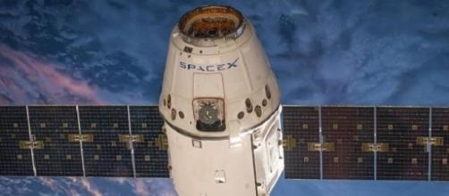 Elon Musk unveils white spacesuit for crewed flights coming up next year [Image: Pixabay]