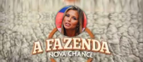 Ex-BBB Flávia Viana entra para ''A Fazenda 9 - Nova Chance''