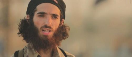 Fotogramma del video in cui compare Muhammad Yasin Ahram Pérez