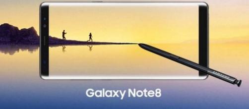 Galaxy Note 8: caratteristiche e prezzo