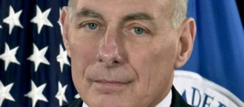 Gen. John Kelly, White House chief of staff. / [Image by Department of Homeland Security via Flickr, U.S. Gov. Work]