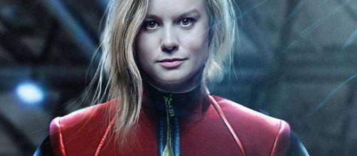 Geneva Robertson-Dworet Tapped to Write Brie Larson's 'Captain ... -Youtube screen grab