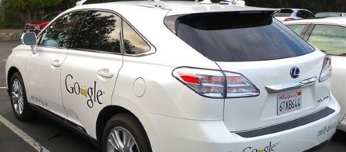 Google Self-Driving Car jpg by Steve Jurvetson https://commons.wikimedia.org
