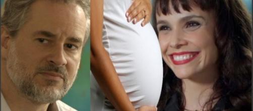 """Irene descobrira que está gravida em """"A Força Do Querer"""""""