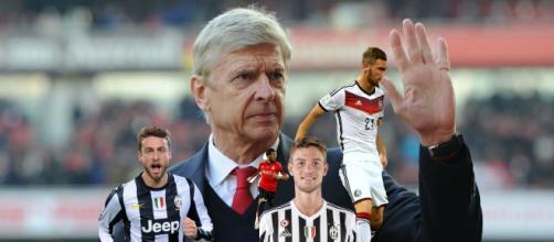 L'Arsenal propone uno scambio alla Juventus