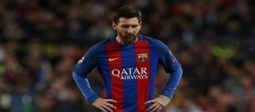 Lionel Messi aún no firmó la renovación con el F.C.Barcelona