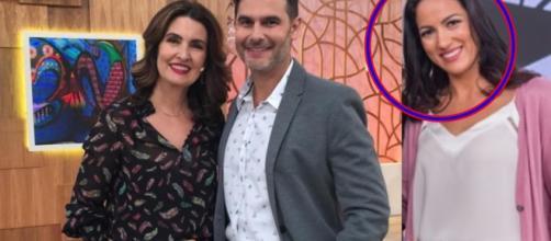 Mulher de Fernando esclarece boatos entre Fátima e seu marido