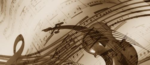 Music therapy - Image via Pixabay.