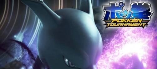 Nintendo Announces Shadow Mewtwo for Pokken Tournament (via flickr - BagoGames)