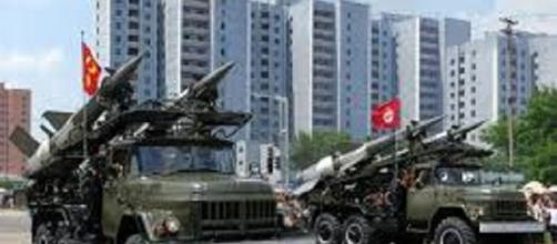 North Korea is designing new missiles/WikiMedia/https://commons.wikimedia.org/wiki/File:S-125_Pechora_-_North_Korea_Victory_Day-2013_01.jpg