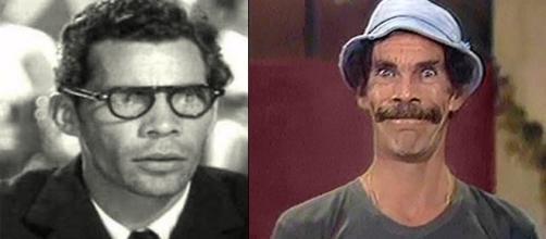 O antes e depois dos personagens de Chaves
