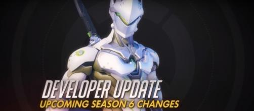 Overwatch Competitive Season 6 changes (PlayOverwatch/YouTube Screenshot) https://www.youtube.com/watch?v=Jqf0e8zzyCw