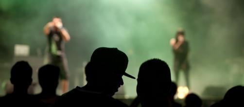 Rap concert Antonio Rull via Flickr