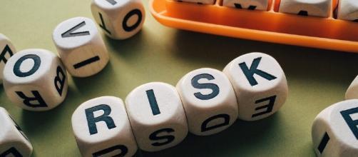 Risk. Finance. Image via Pixabay.