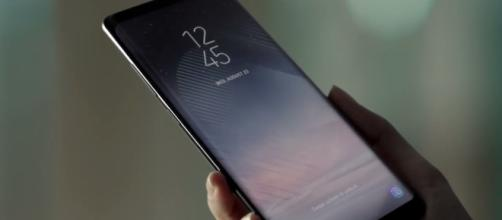 Samsung finally reveals the Galaxy Note 8 in all its glory. Guaranteed not to explode, too. Image - Samsung Mobile | You Tube