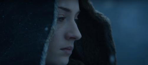 Sophie Turner, Sansa Stark, Game of Thrones season 7- (YouTube/Game of Thrones)