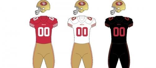 The 49ers are fitting more diversity into the uniform. Fernando Martello via Wikimedia Commons