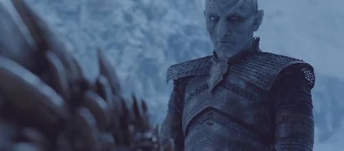 The Night's King. Screencap: Jesus via YouTube