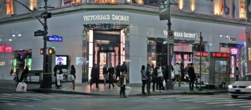 Victoria's Secret store / Photo via torbakhopper, Flickr