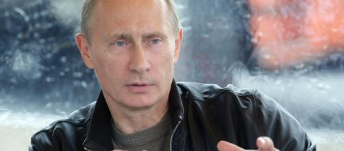 Vladimir Putin to the rescue (Photo via The Kremlin, license free)