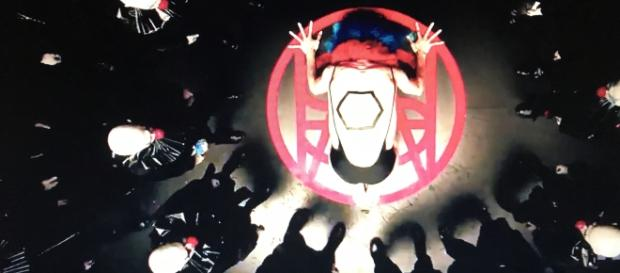 """""""AHS: Cult: Torment Preview."""" Screenshot via FX Networks YouTube Channel"""