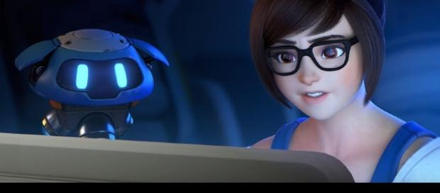 Blizzard Entertainment released an 'Overwatch' animated short featuring Mei | Overwatch Youtube