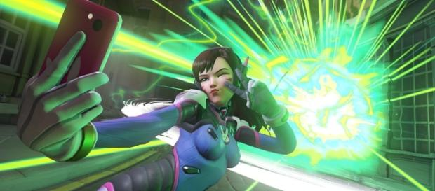 "D.Va's Micro Missiles are live on ""Overwatch"" PTR. Image Credit: Blizzard Entertainment"