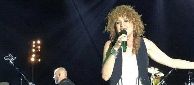 Il concerto di Fiorella Mannoia a Trani in piazza Duomo