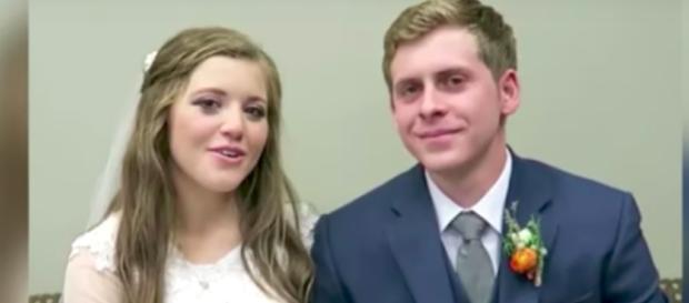 Joy-Anna Duggar and Austin Forsyth. [Image via Duggar Family Breaking News/TLC]