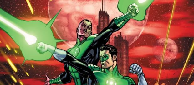 Justice League Green Lantern Concept Teaser and Green Lantern Corps Movie Explained - YouTube/Emergency Awesome