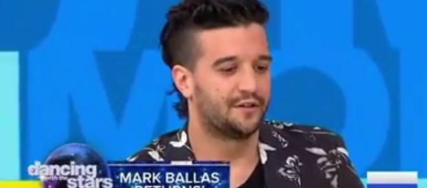 Mark Ballas returning to 'Dancing with the Stars' Season 25 [Image: Globaik Media/YouTube screenshot]