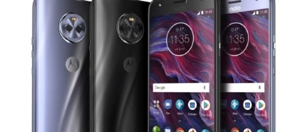 Moto X4 - YouTube/Android Authority Channel