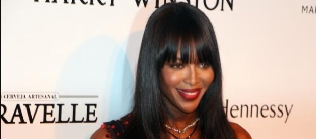 Naomi Campbell - Image from Wikipedia Commons