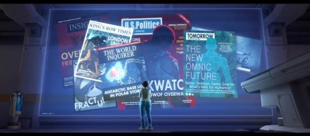 'Overwatch' Rise and Shine references and Easter Eggs(PlayOverwatch/YouTube Screenshot)