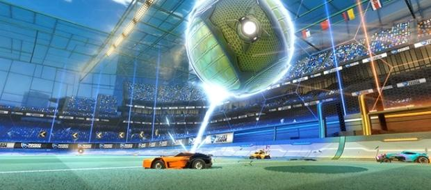 """""""Rocket League"""" is slated to receive some awesome new content this fall season. (Gamespot/Psyonix)"""