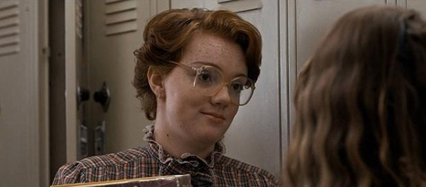 """Shannon Purser played the memorable and relatable Barb in """"Stranger Things."""" (YouTube/Netflix)"""
