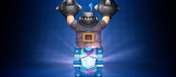 Supercell announced that the Mega Knight Challenge in 'Clash Royalé' will begin this weekend. ClashRoyale/YouTube