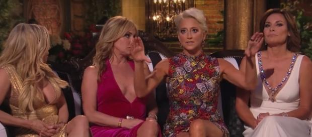 'The Real Housewives of New York City' reveal who they voted for in the presidential election on the season reunion - Bravo/YouTube