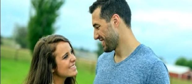 TLC 'Counting On' stars Jinger Duggar and Jeremy Vuolo / Photo via TLC , YouTube
