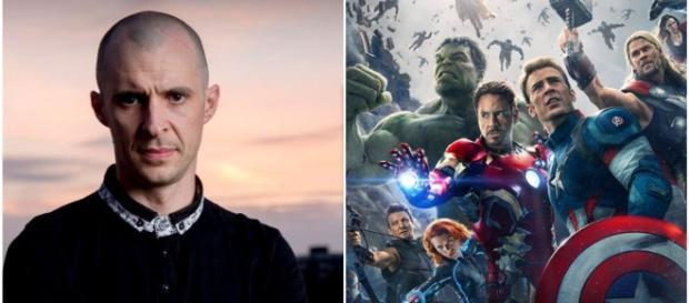 Tom Vaughan-Lawlor confirms role in Avengers: Infinity War ... - Youtube scren grab