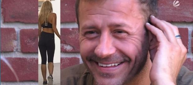 Willi Herren lästert heute übelst über seine angeblich so gute neue Freundin Evelyn Burdecki / Fotos: Sat.1 Pressestelle