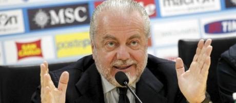 """De Laurentiis: """"Il futuro di Mertens e Sarri? Vi dico come stanno ... - napolitoday.it"""