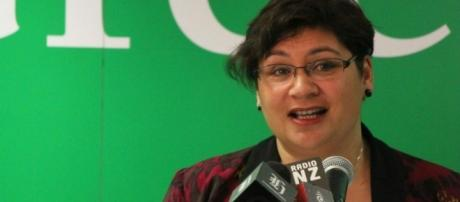 Metiria Turei fronts the media - Radio NZ