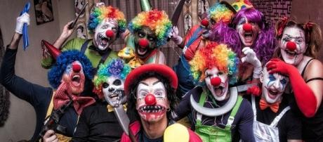 """Mueller Alamo Drafthouse is hosting a clowns-only screening of Stephen King's """"It"""" [Image: Flickr by Gaudencio Garcinuño/CC BY-SA 3.0]"""